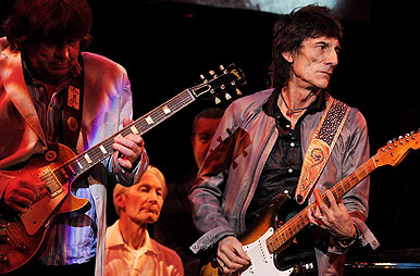 Rolling Stones Cover Bob Dylan with Original Bassist Bill