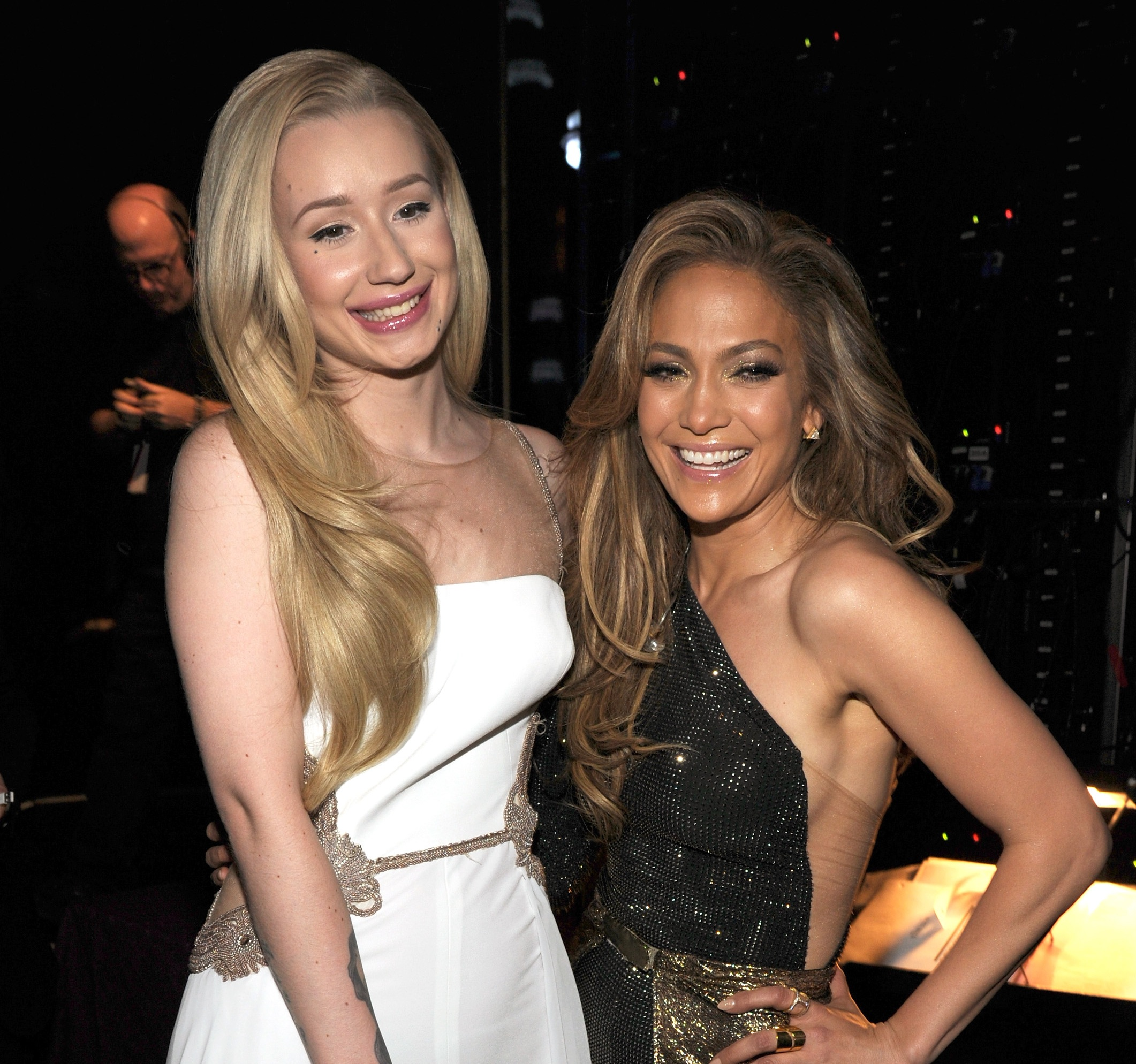 Jennifer Lopez and Iggy Azalea Team for Cheeky 'Booty' Remix