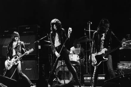 Martin Scorsese Attached to Direct Ramones Movie