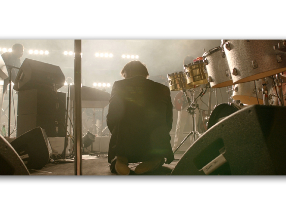 LCD Soundsystem Documentary Brings Fans to Their Feet at