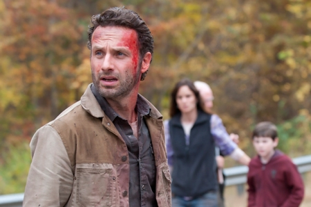 Walking Dead Season Finale Recap Farewell To The Farm