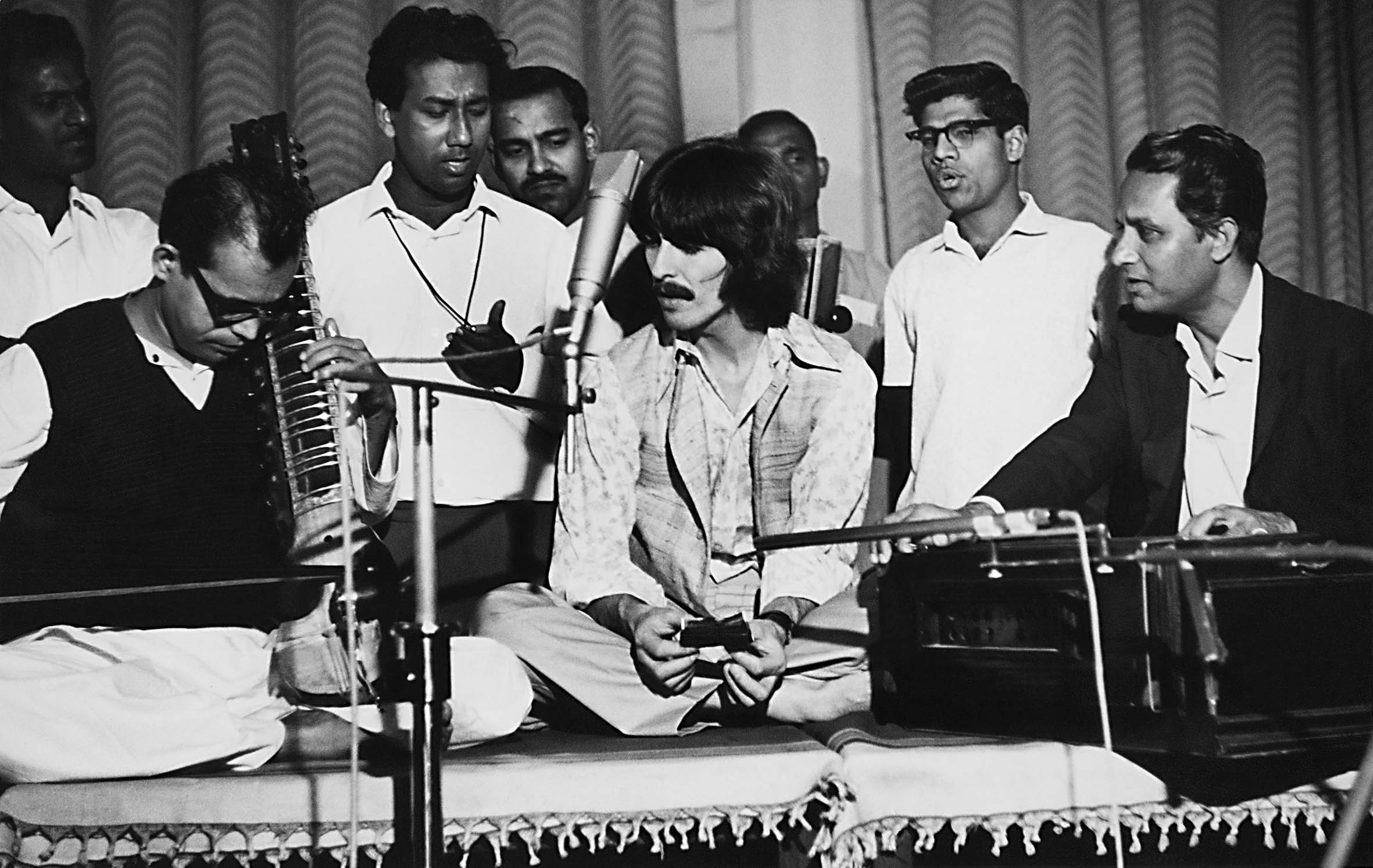 George Harrison's First Six Studio Albums to Get Lavish Reissues