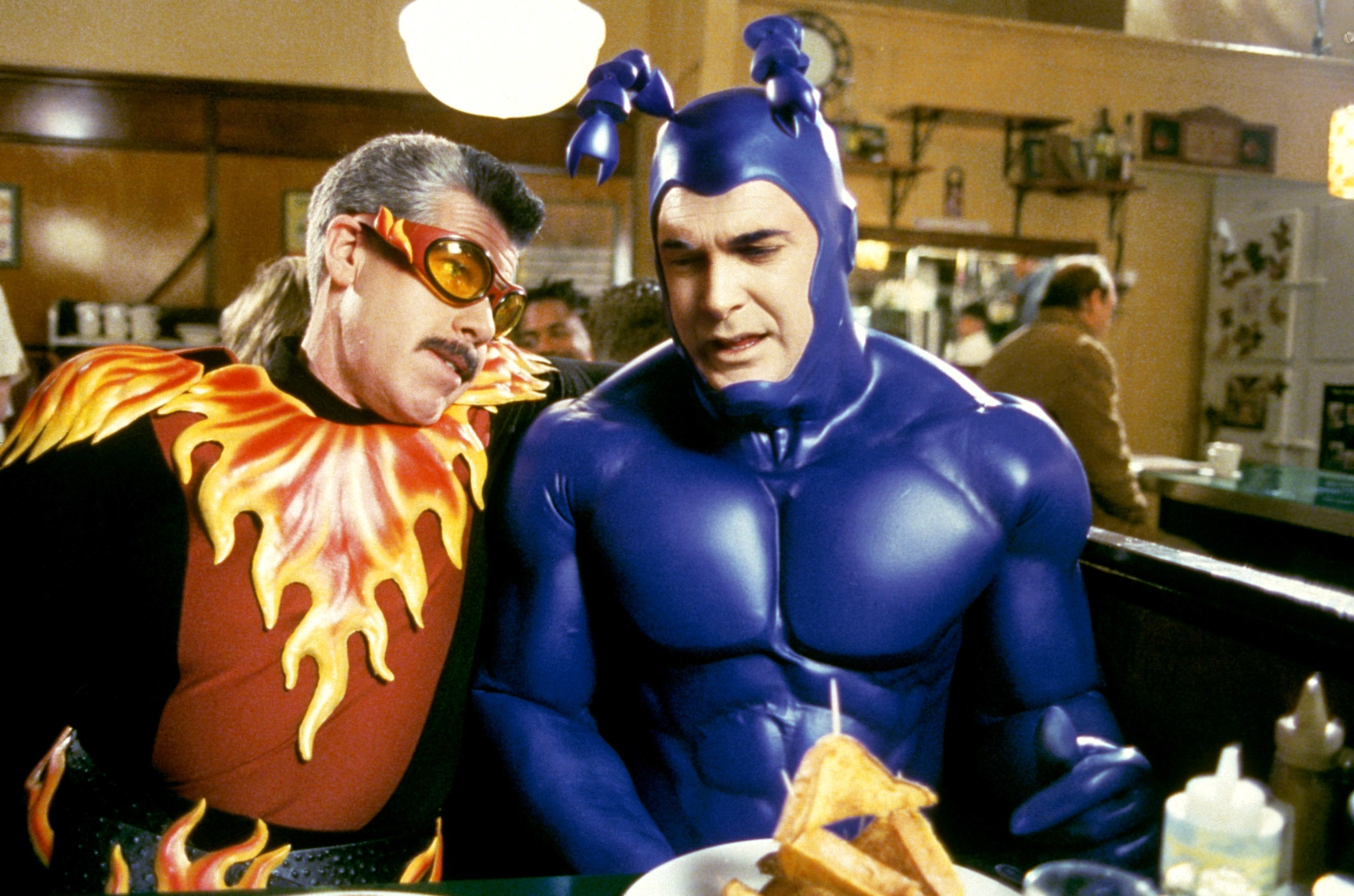 Cult Sitcom 'The Tick' Resurrected by Amazon