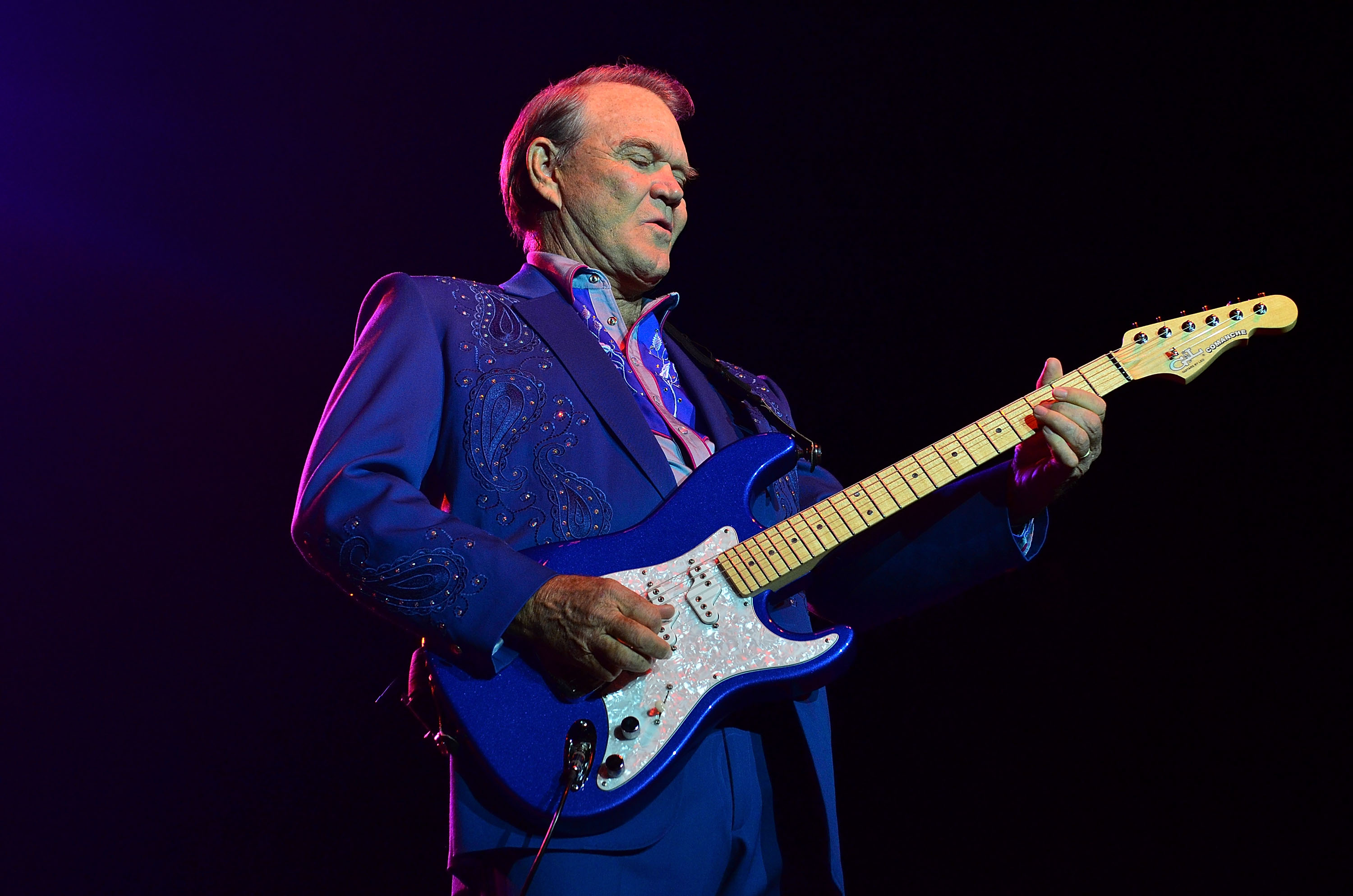 Glen Campbell's Final Song to Be Released This Month