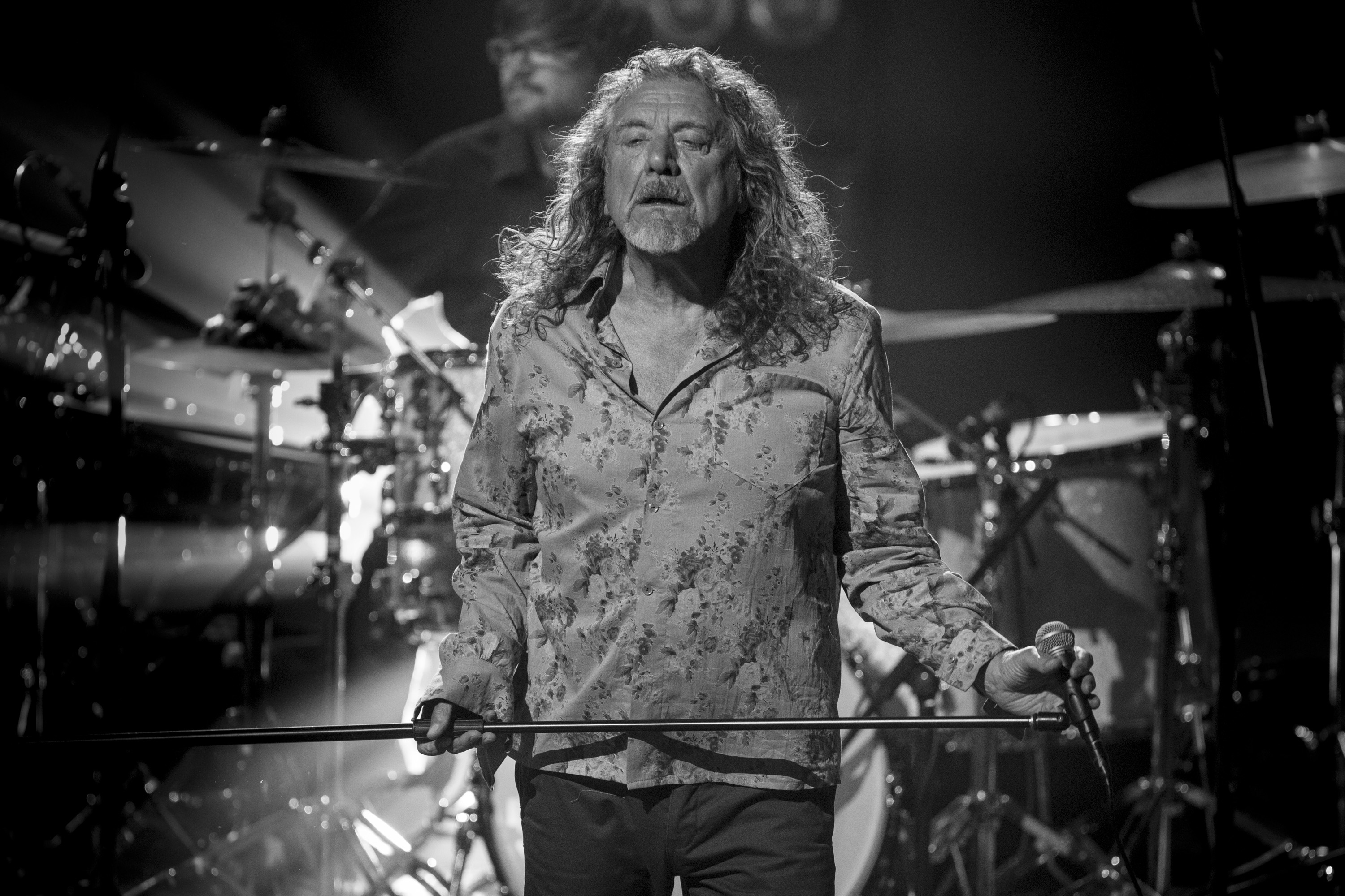 Robert Plant: I Want to Record With Jack White