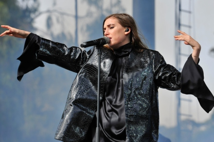 Lykke Li Explains U2 Collab 'The Troubles' on 'Songs of