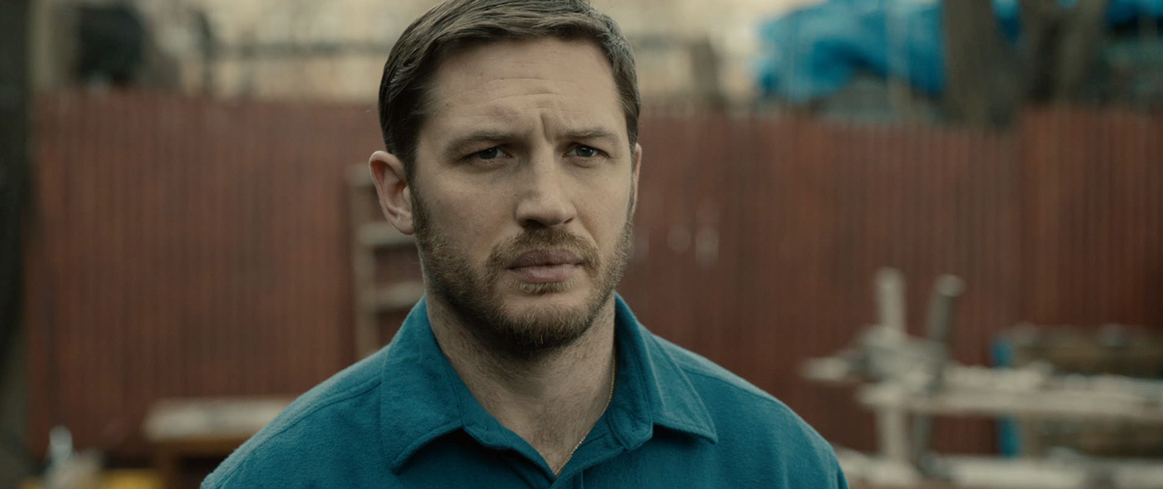 tom hardy the strong silent type rolling stone