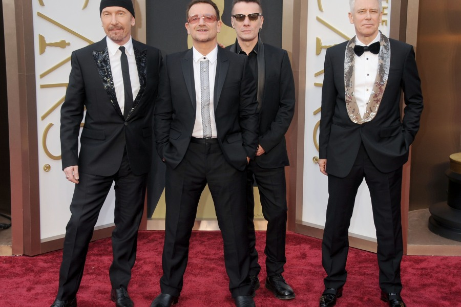 U2's Larry Mullen Jr : Streaming Services 'Have to Pay