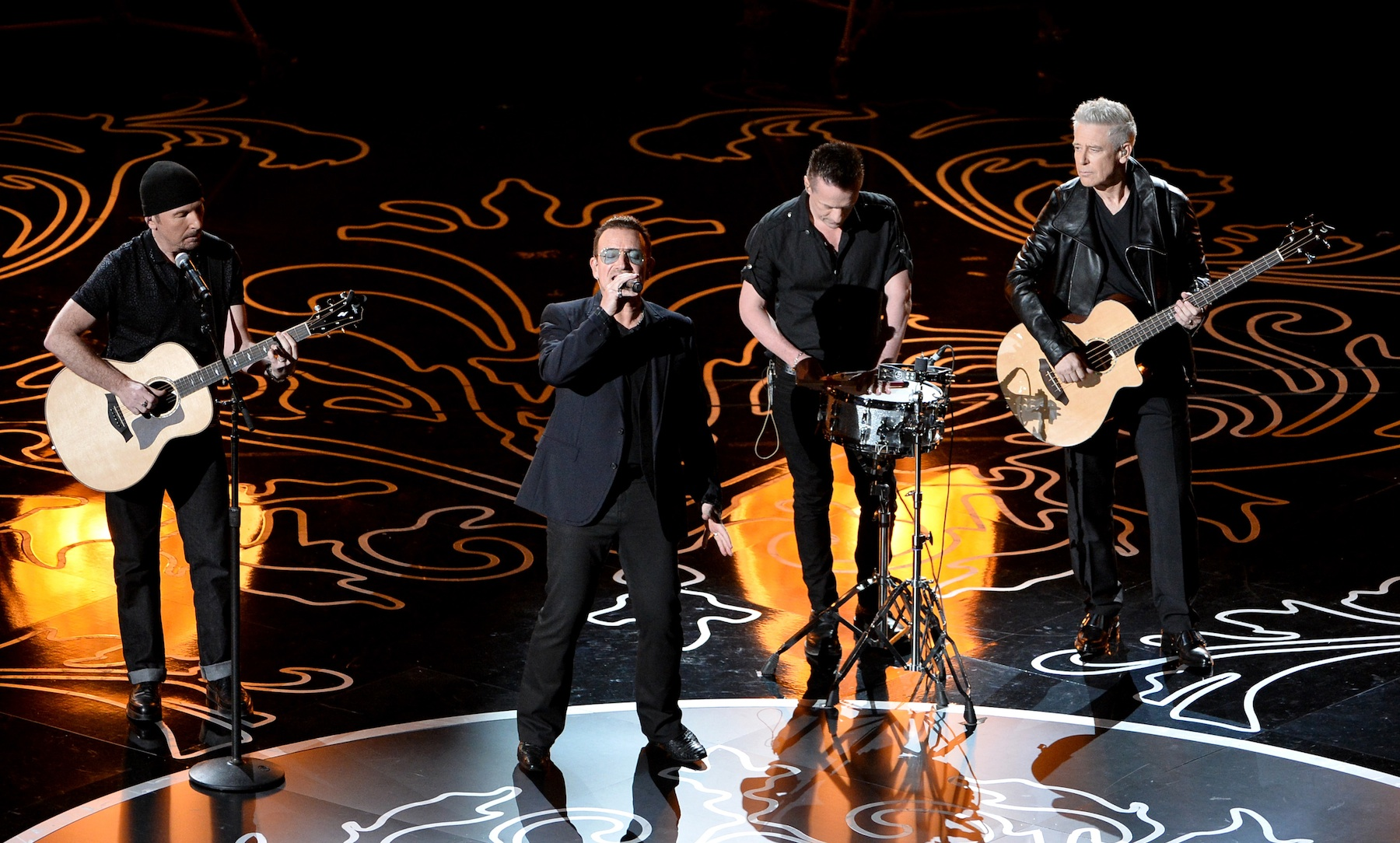 U2 Back Catalog Sees Massive Sales Bump After 'Songs of Innocence' Launch