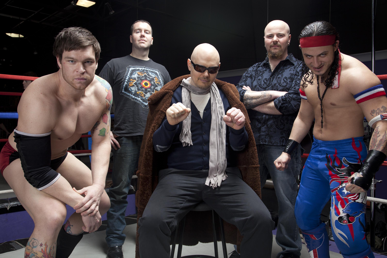 purchase cheap f7ebf c4945 Billy Corgan, Wrestling, Resistance