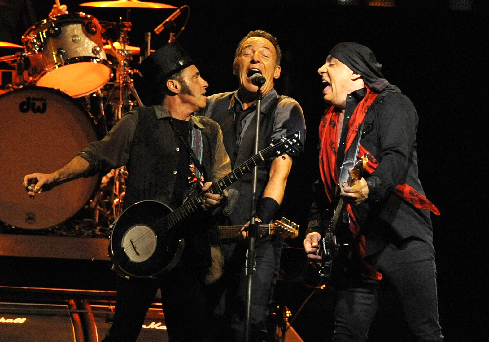 Bruce Springsteen, Louis C.K. to Headline 'Stand Up for Heroes' Benefit