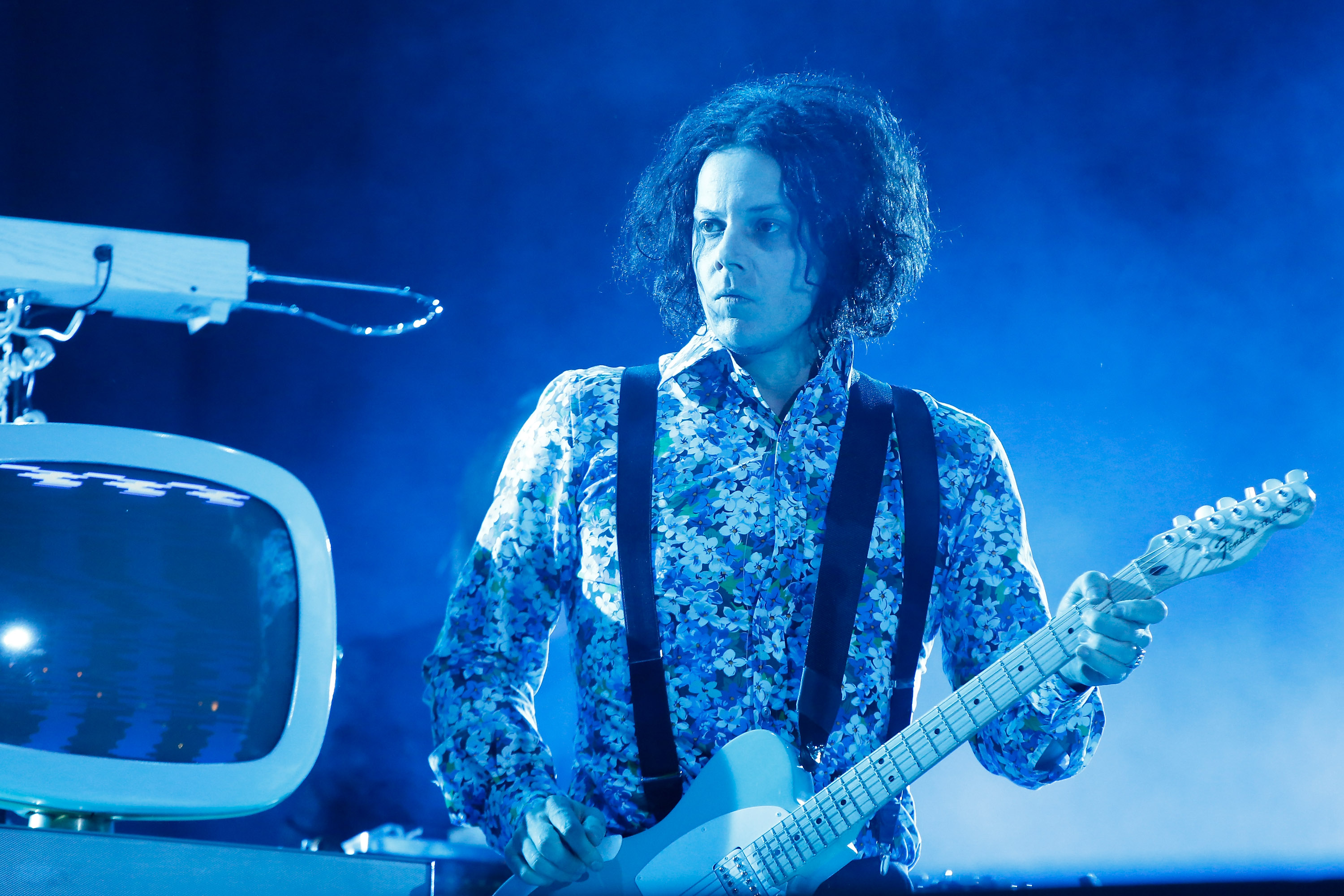 Jack White Bashes Foo Fighters, Rolling Stone at Boston Show