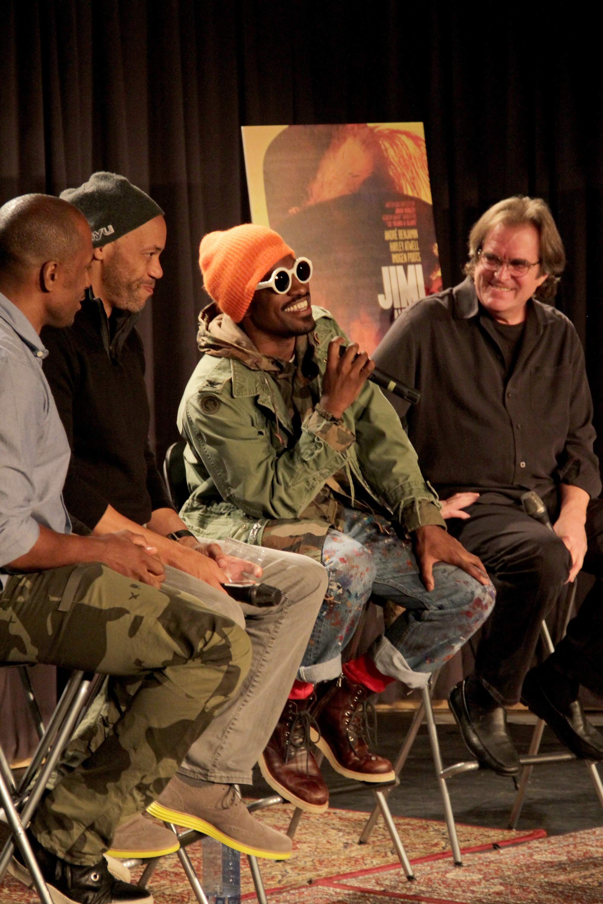 Andre 3000 Talks Outkast Biopic, Studying Jimi Hendrix and Snagglepuss