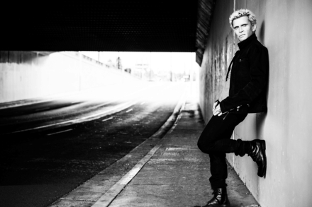 Preview Billy Idol's Candid Memoir 'Dancing With Myself
