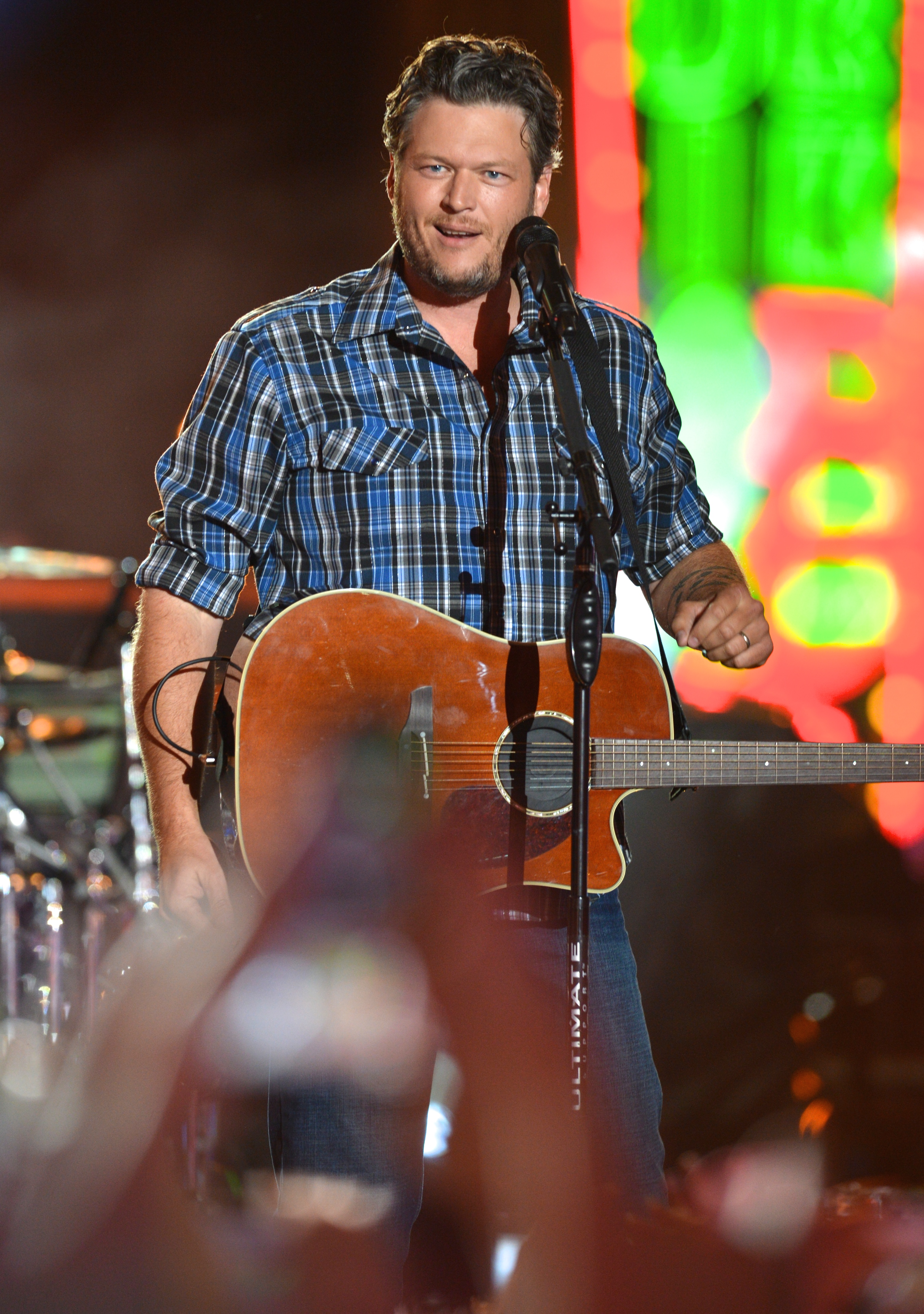 10 Things We Learned at Blake Shelton's 'Sunshine' Album Release Party