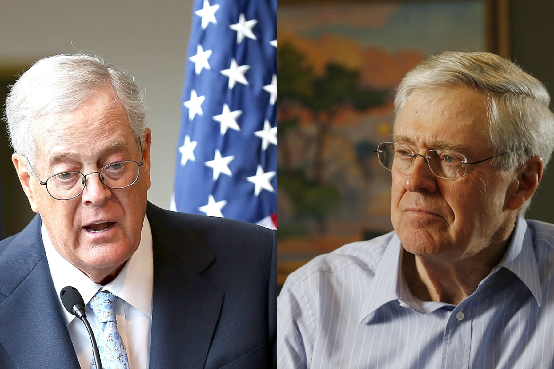 Inside the Koch Brothers' Toxic Empire - Rolling Stone