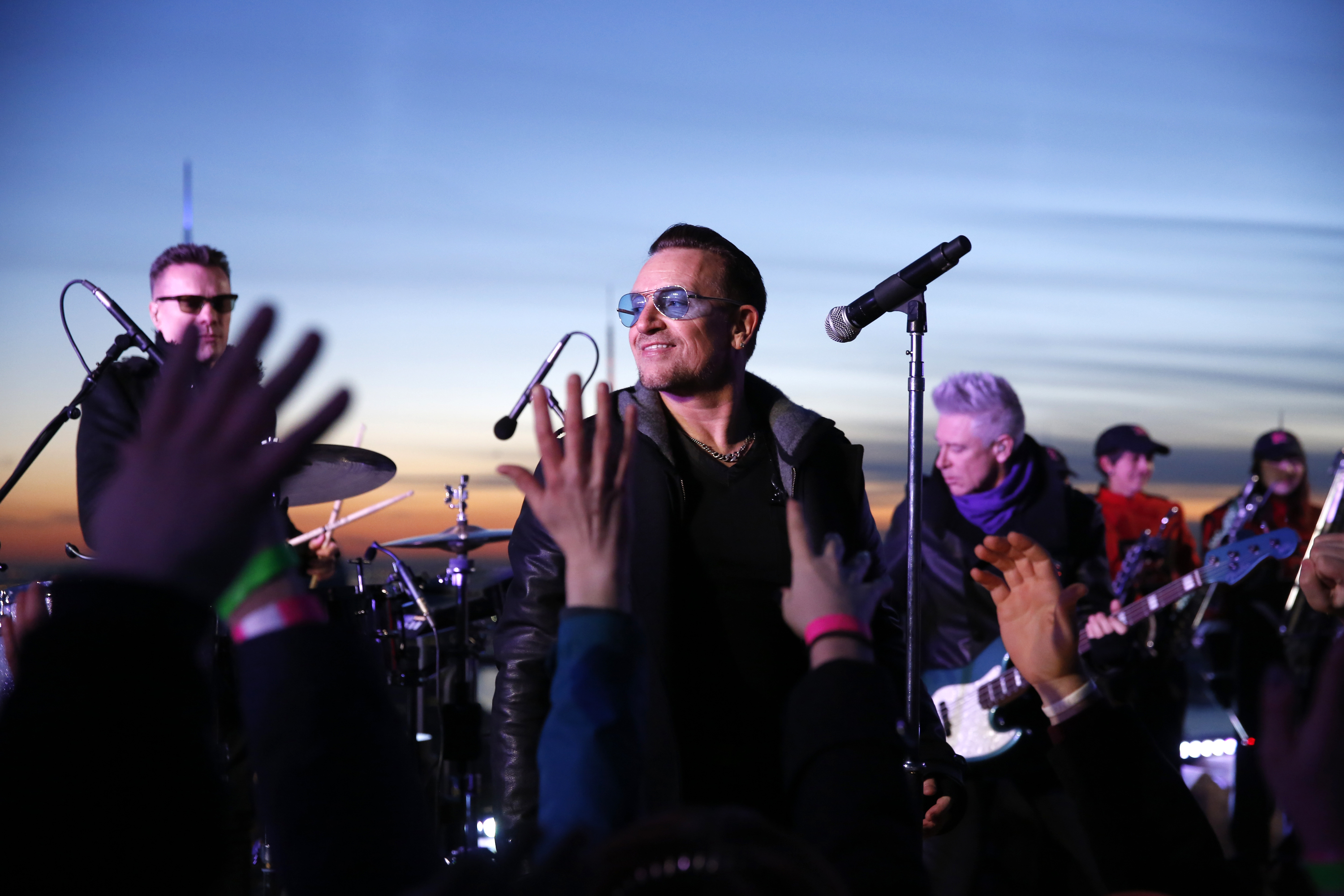 U2 Now Eligible for Grammys After Pressing Limited-Edition Vinyl