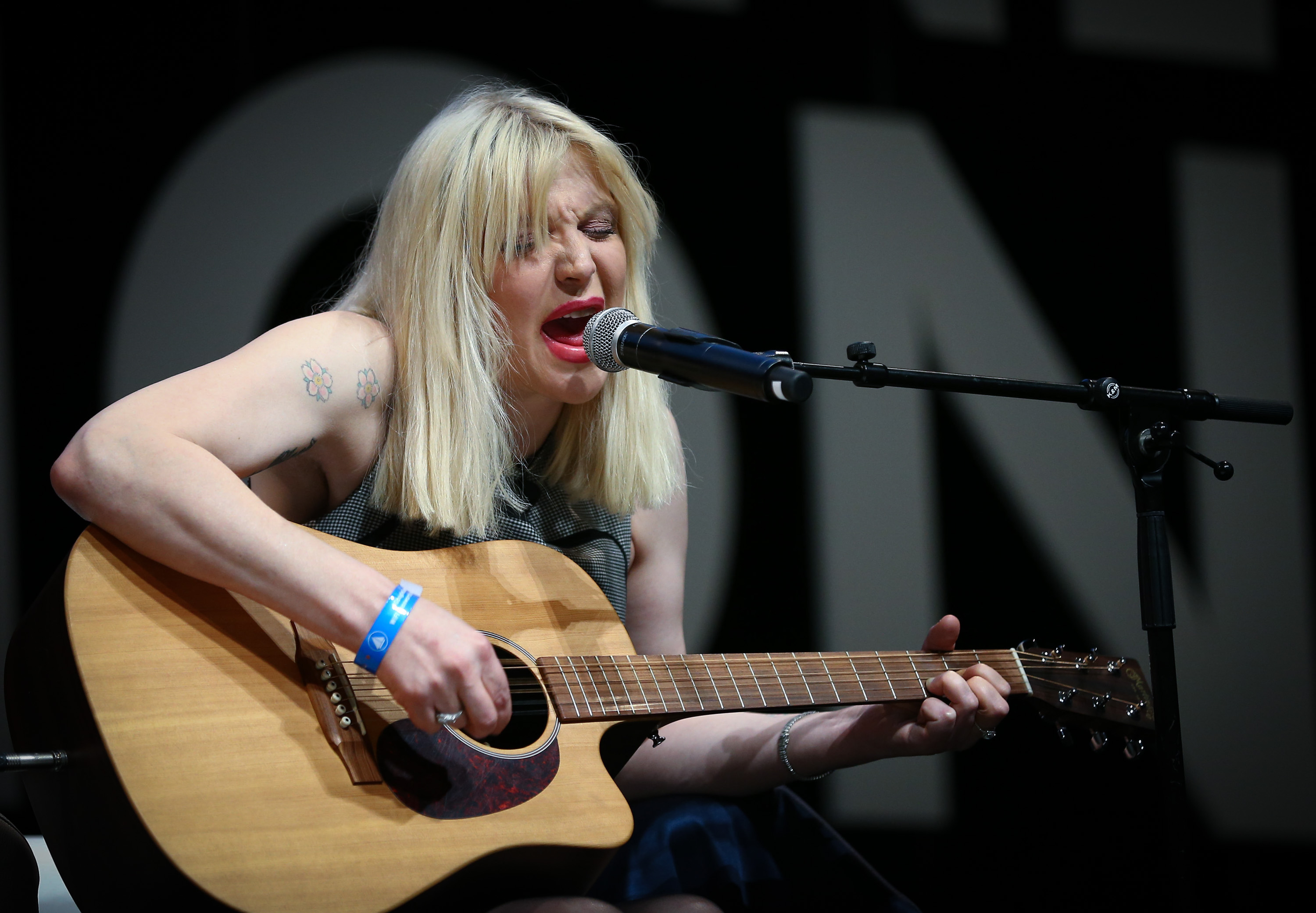 Courtney Love Is Now an Opera Singer