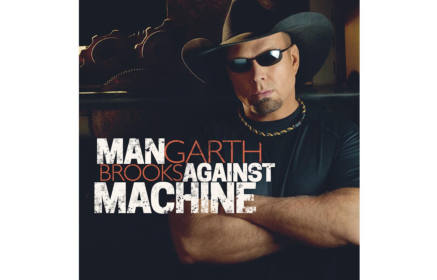 Garth Brooks Unveils New Album 'Man Against Machine'