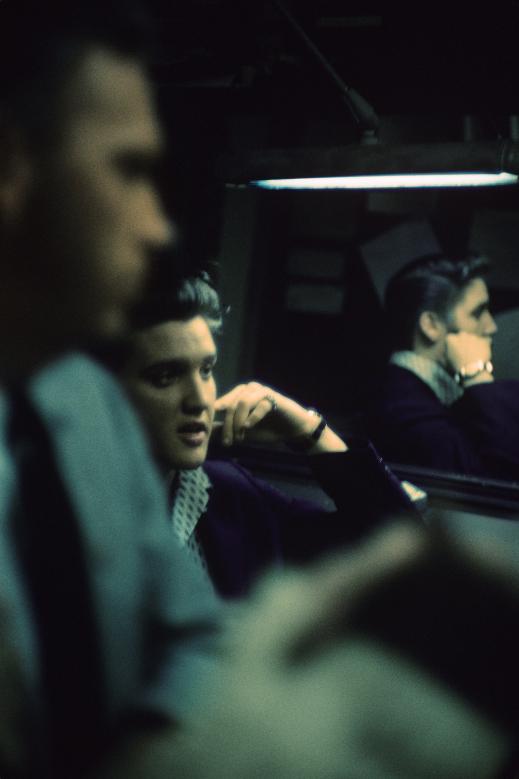 Following Elvis: Never-Before-Seen Photos of the King at Work and Play