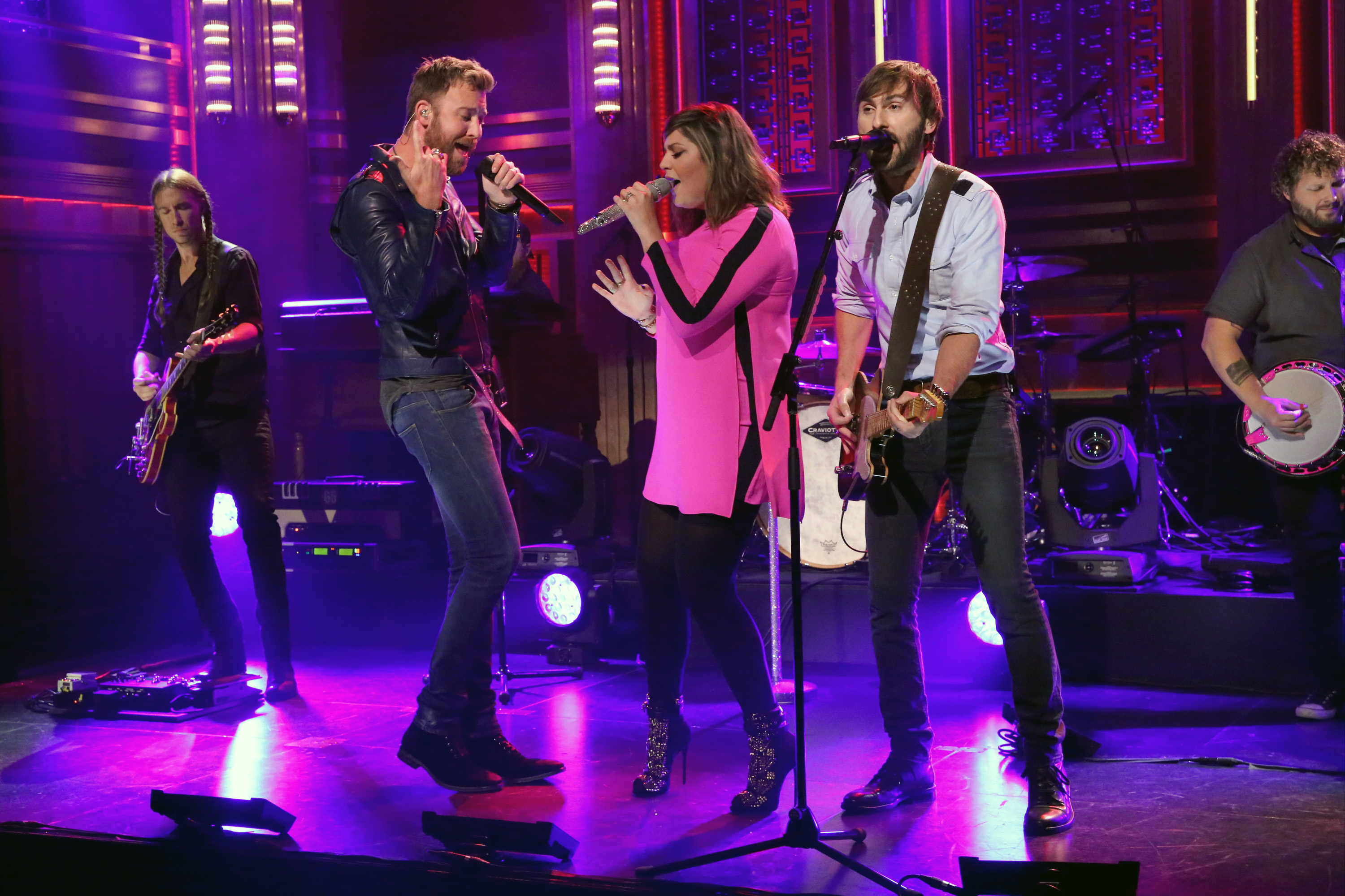 Hear Lady Antebellum Go 'Freestyle' on Genre-Bending New Single