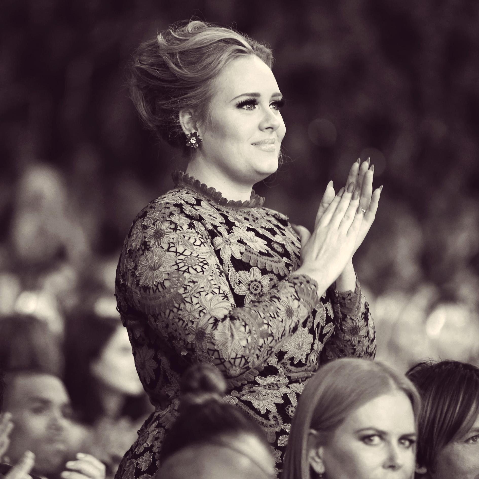 Adele's New Album Not Due Until 2015