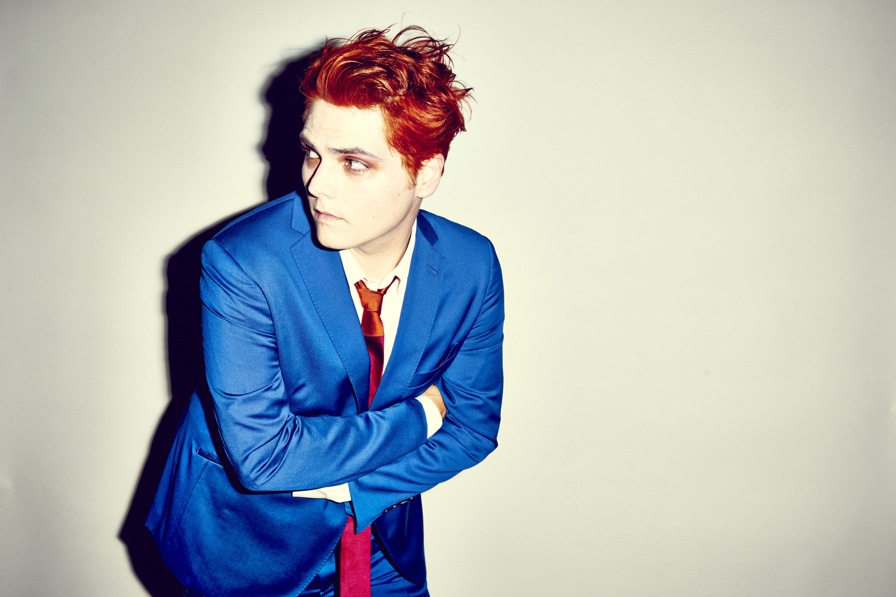 The Lead Singer and the Web-Slinger: Gerard Way on 'Spider