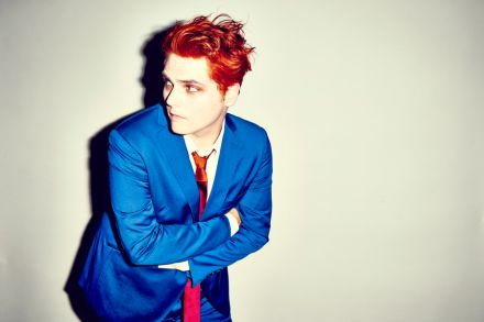 The Lead Singer and the Web-Slinger: Gerard Way on 'Spider-Man