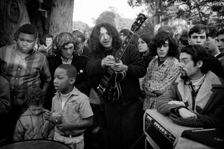 Love and Haight: Jim Marshall's Iconic Sixties San Francisco Photos