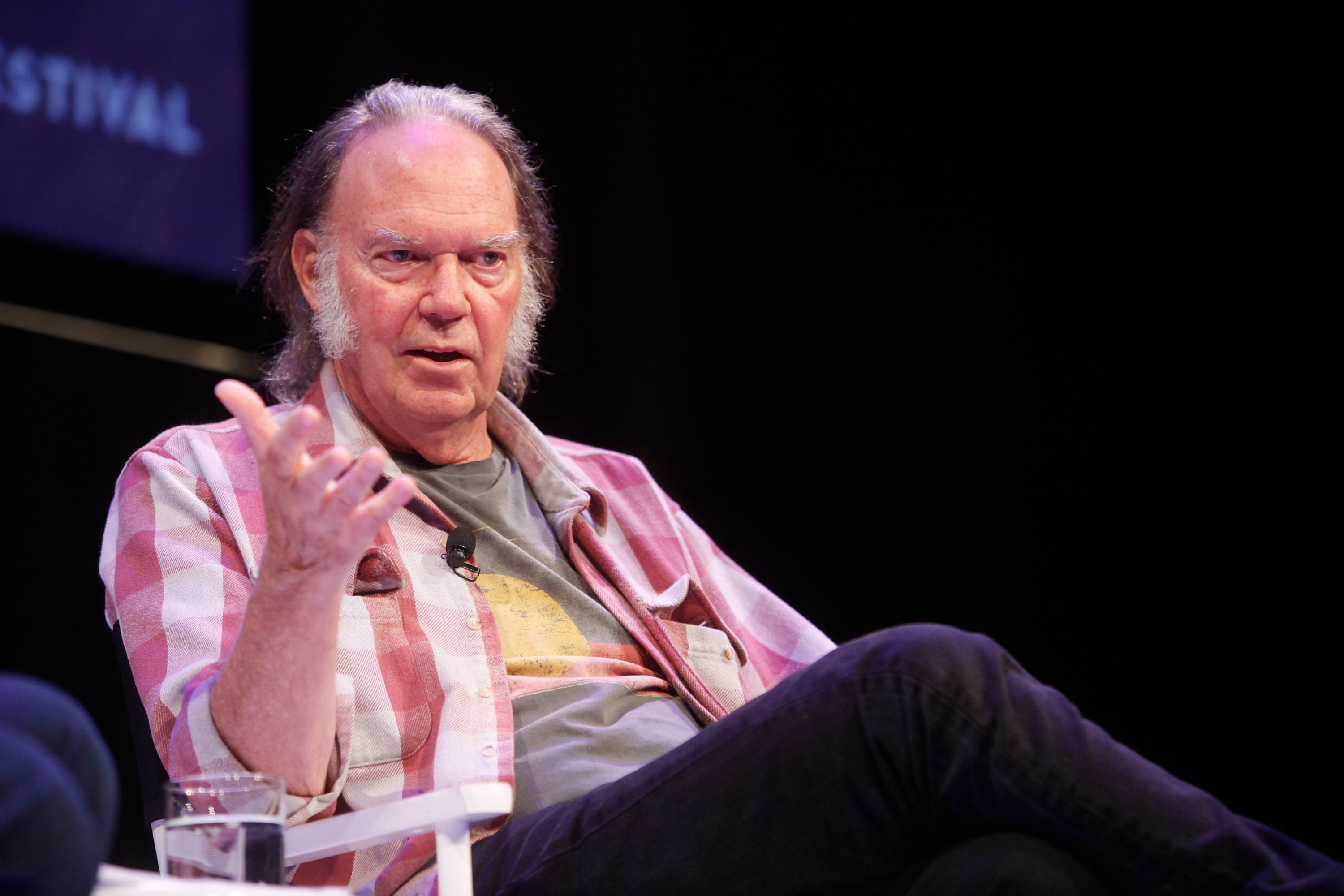 12 Things We Learned From Howard Stern's Interview With Neil Young