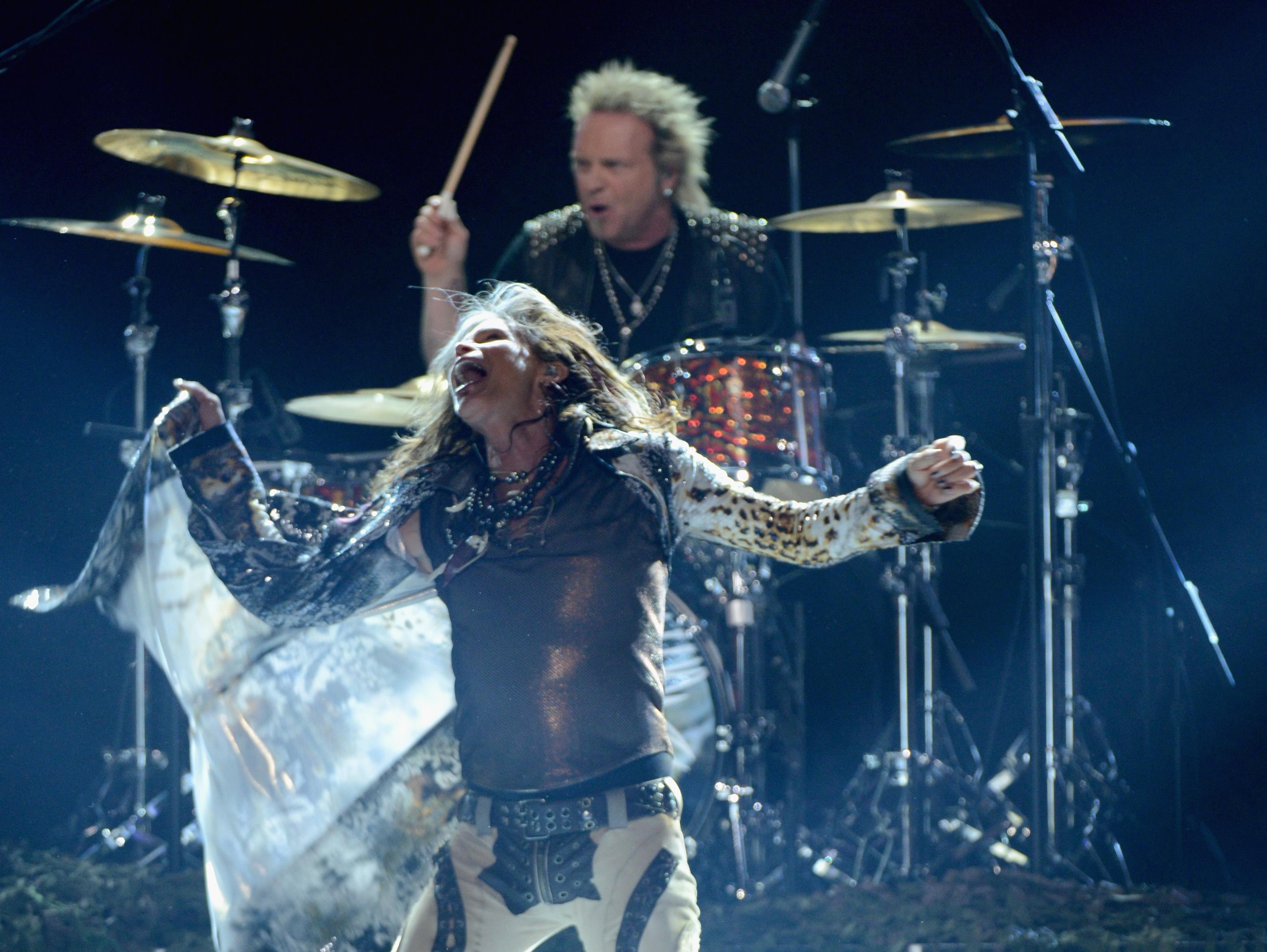 Aerosmith's Joey Kramer Opens Up About Heart Procedure