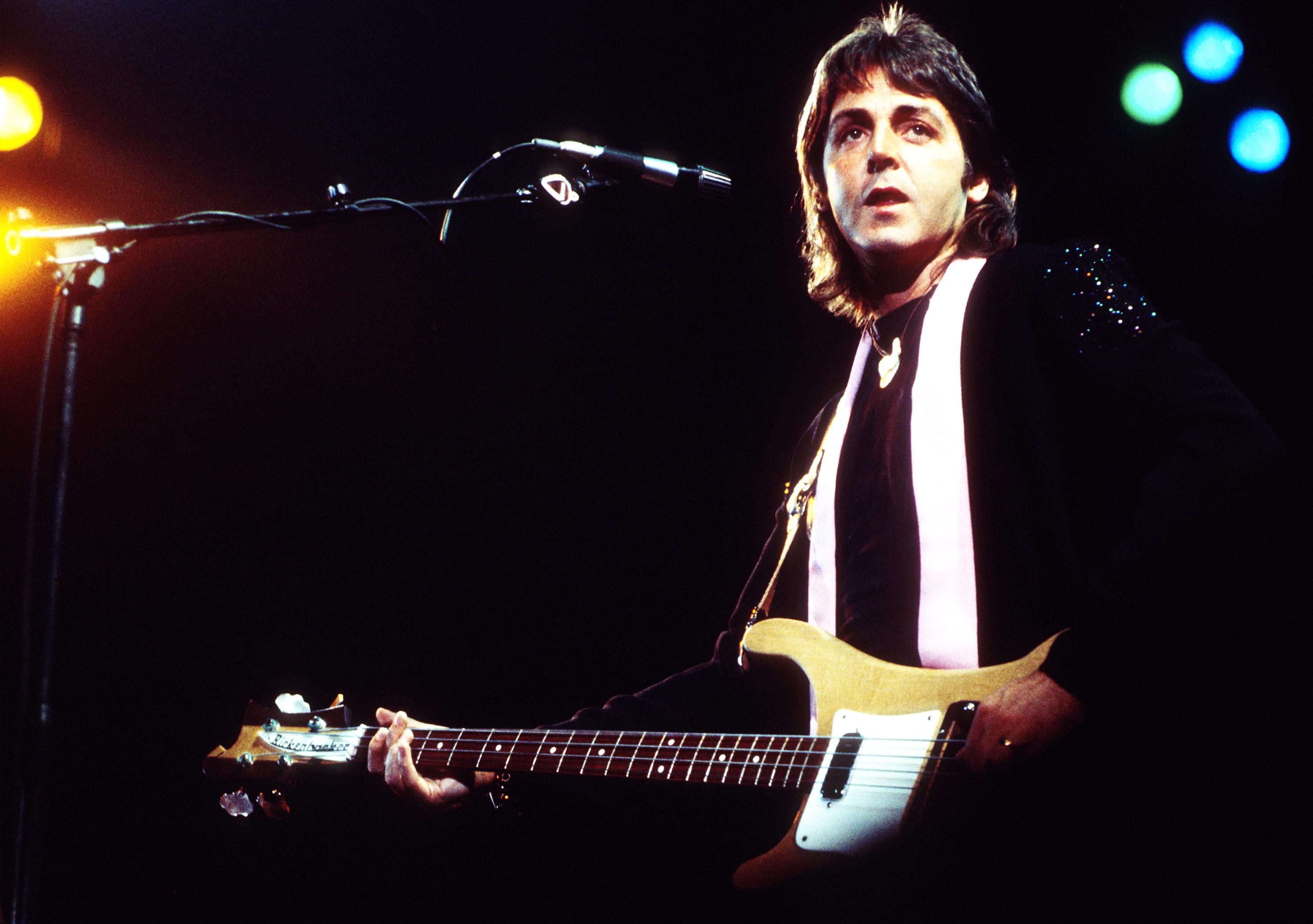 Image result for Paul McCartney wings