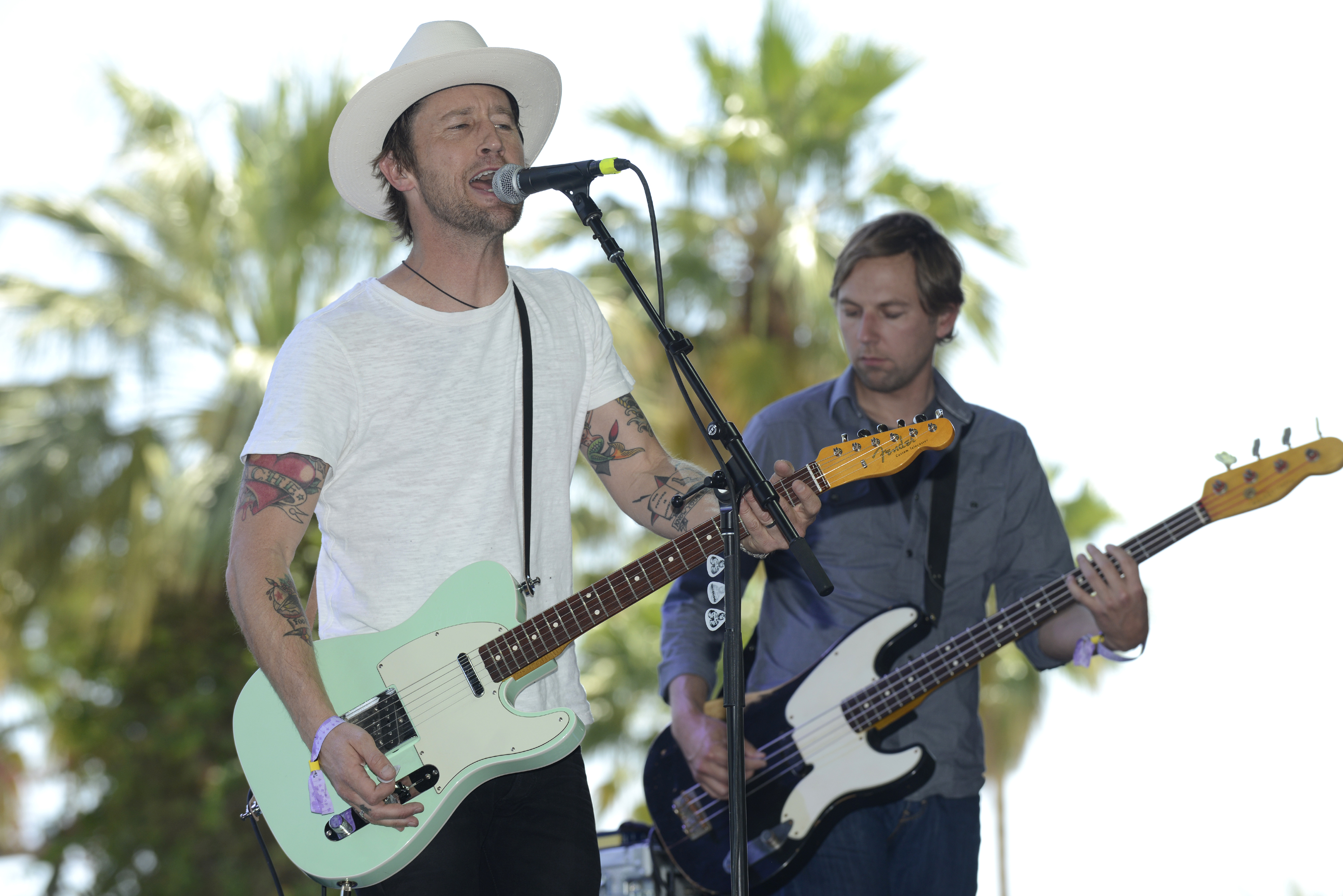 Hear Chris Shiflett and the Dead Peasants Cover Justin Townes Earle