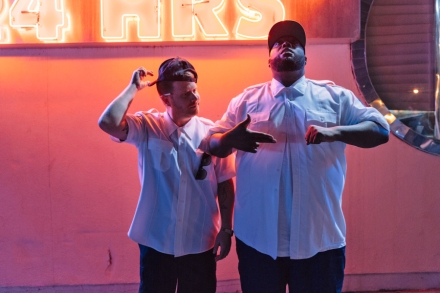 Run the Jewels: 2014's Brashest Rap Duo Comes Back From