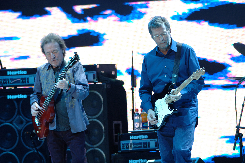 Eric Clapton: Jack Bruce 'A Tremendous Inspiration to Me'