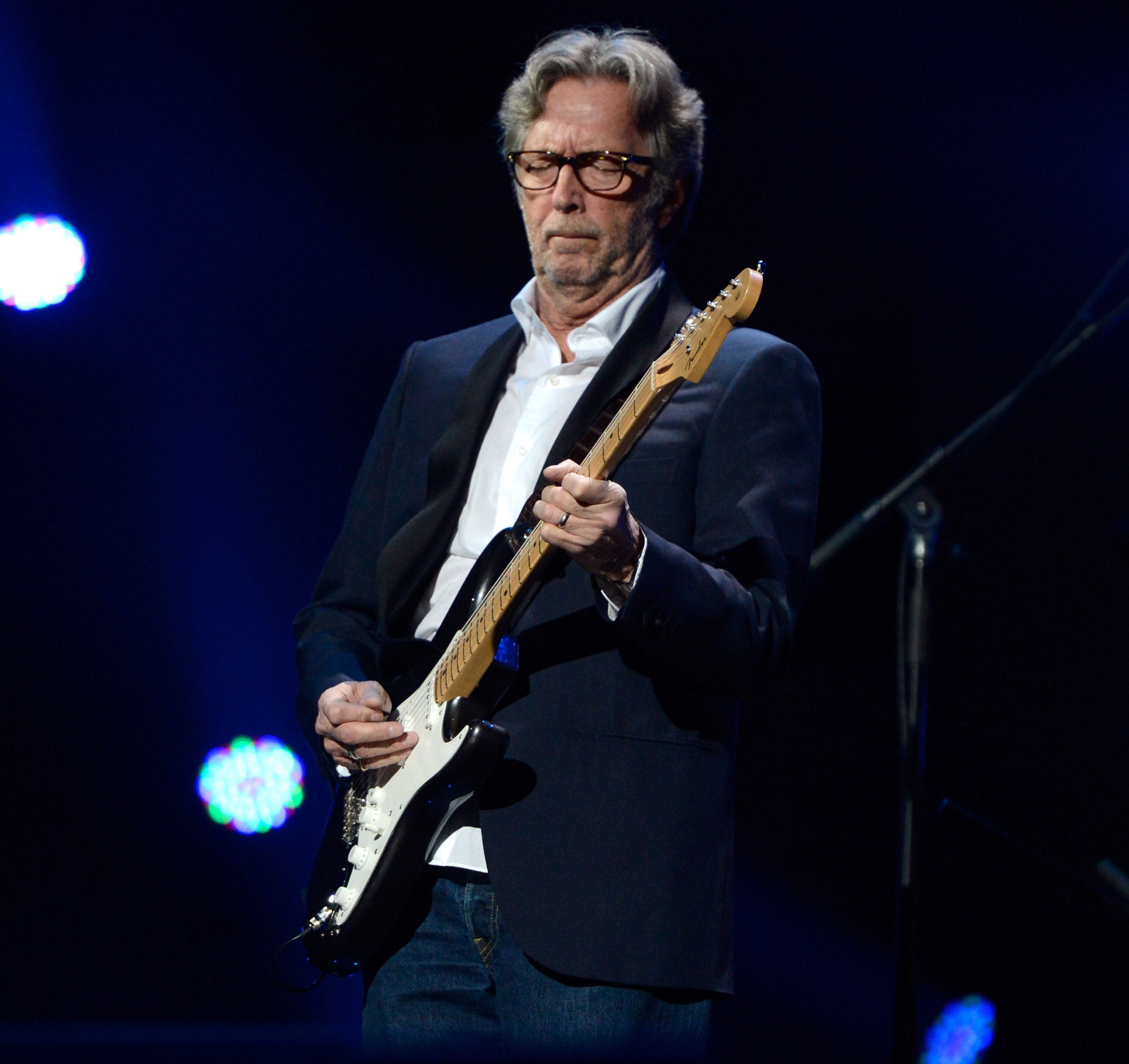 Eric Clapton Shares New Track 'For Jack' to Honor Jack Bruce