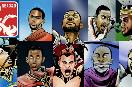 NBA D&D: The Dungeon Master's Guide to the New Season – Rolling Stone