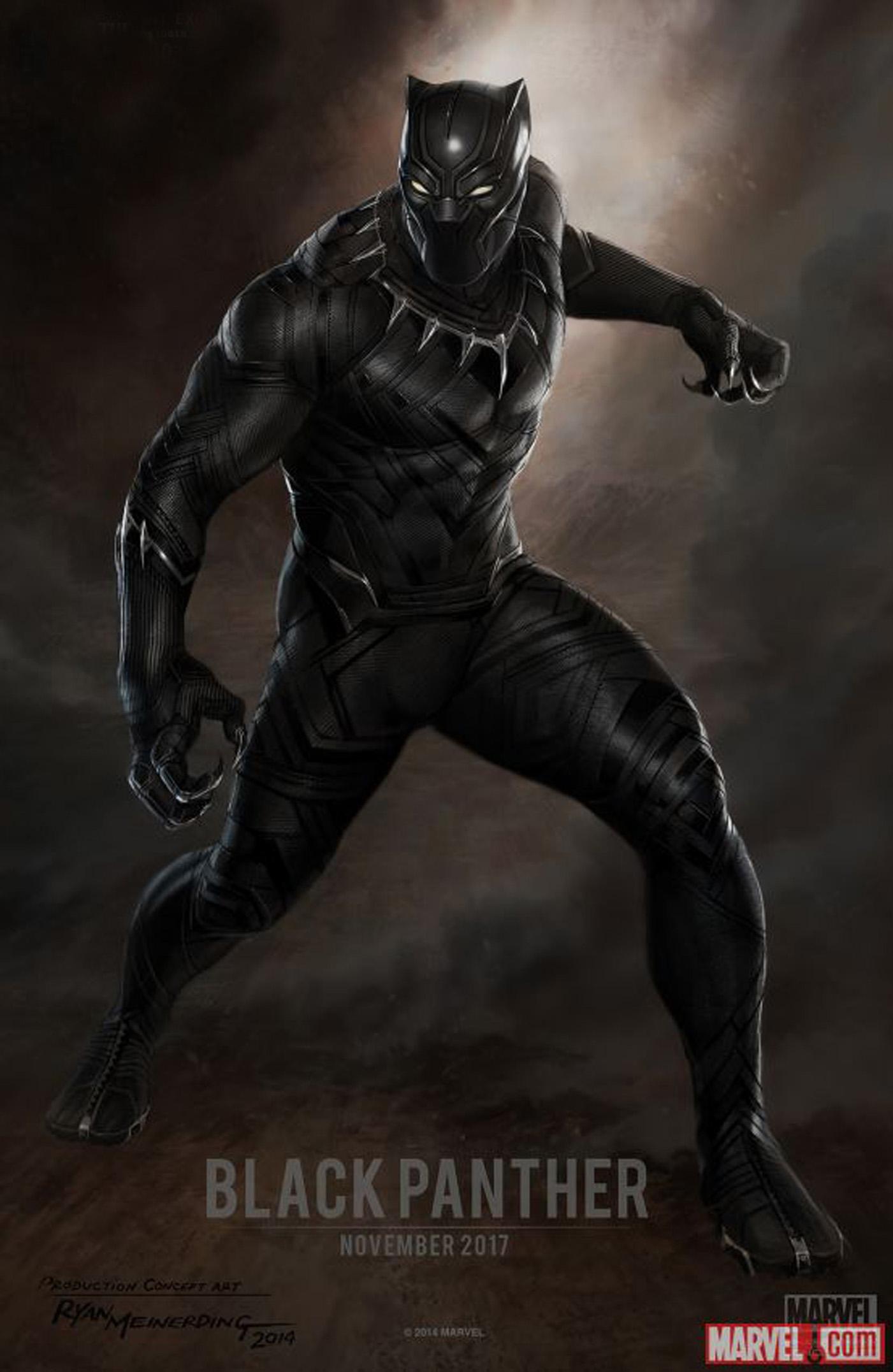 Black Panther Nude Photos 11