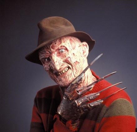 Freddie Kruger from Nightmare On Elm Street