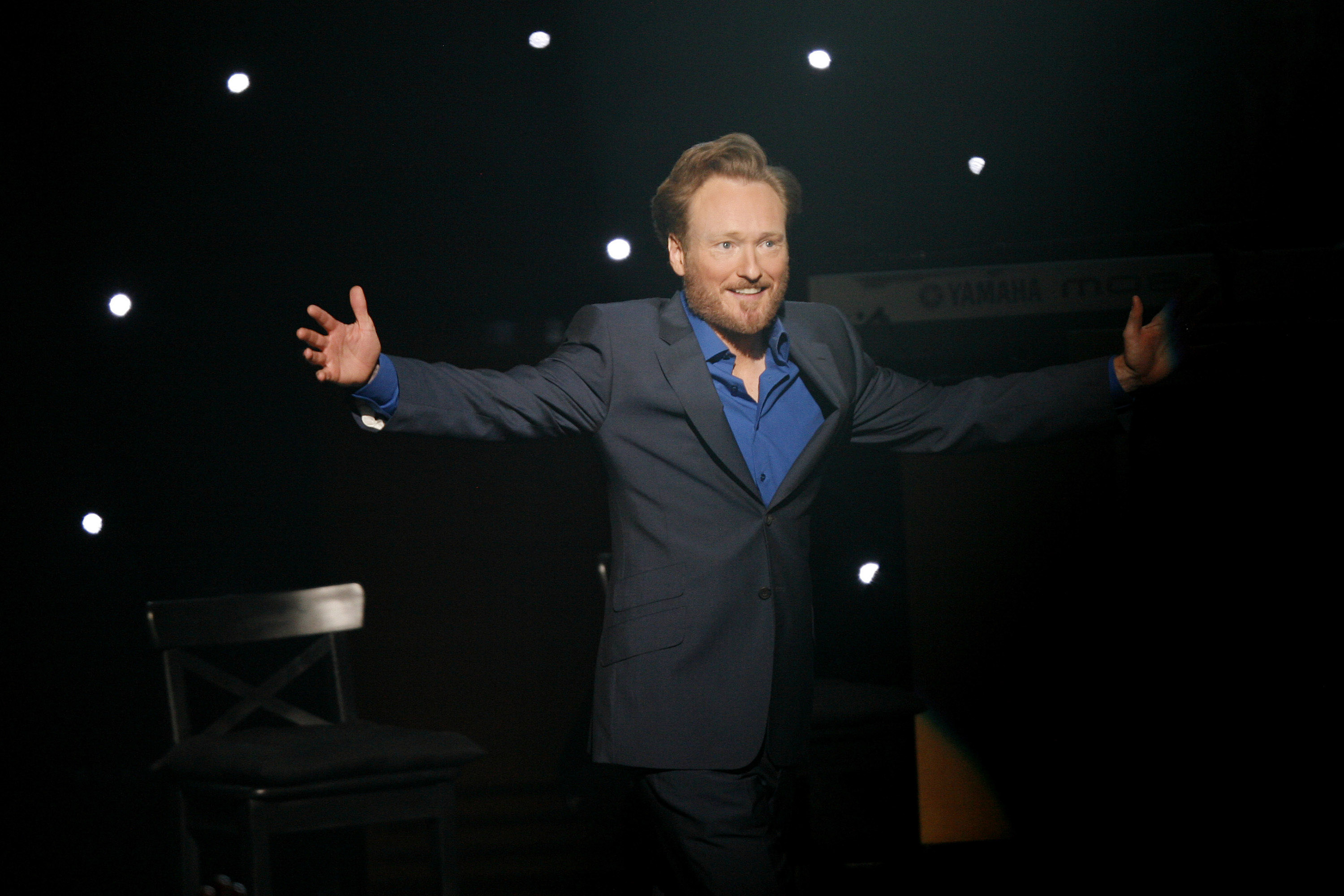 c97c28300c8 Conan O'Brien performs during 'The Legally Prohibited From Being Funny On  Television'