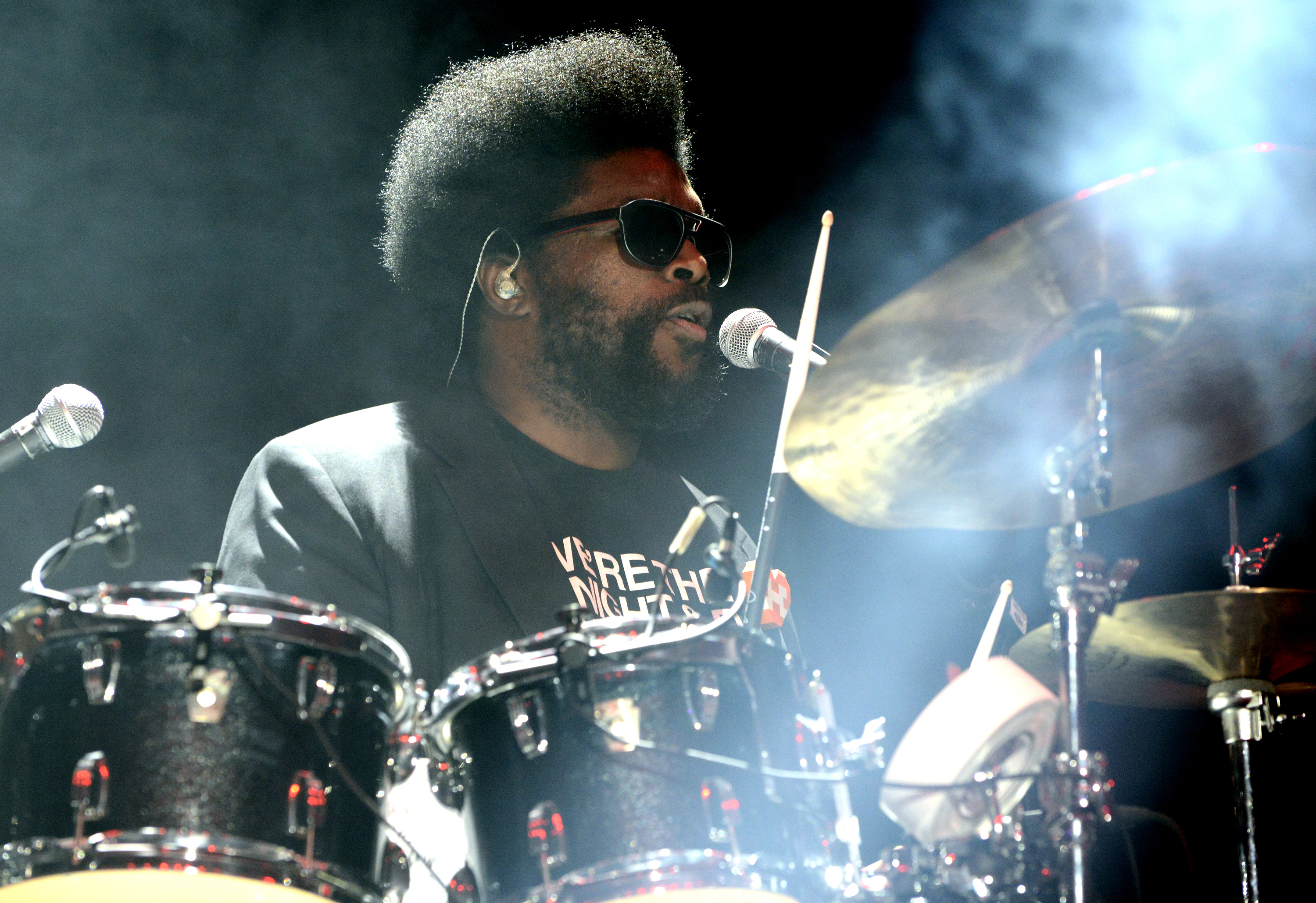 The Roots Headlining Why Tuesday? Voting Campaign Concert