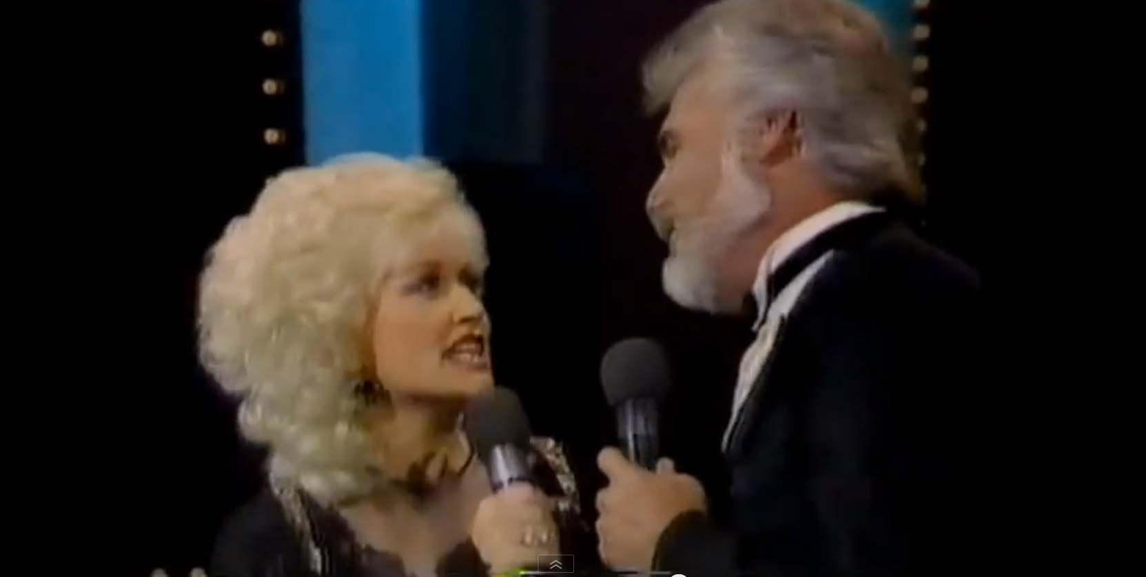 Dolly Parton, Kenny Rogers Take \'Islands in the Stream\' to Top ...