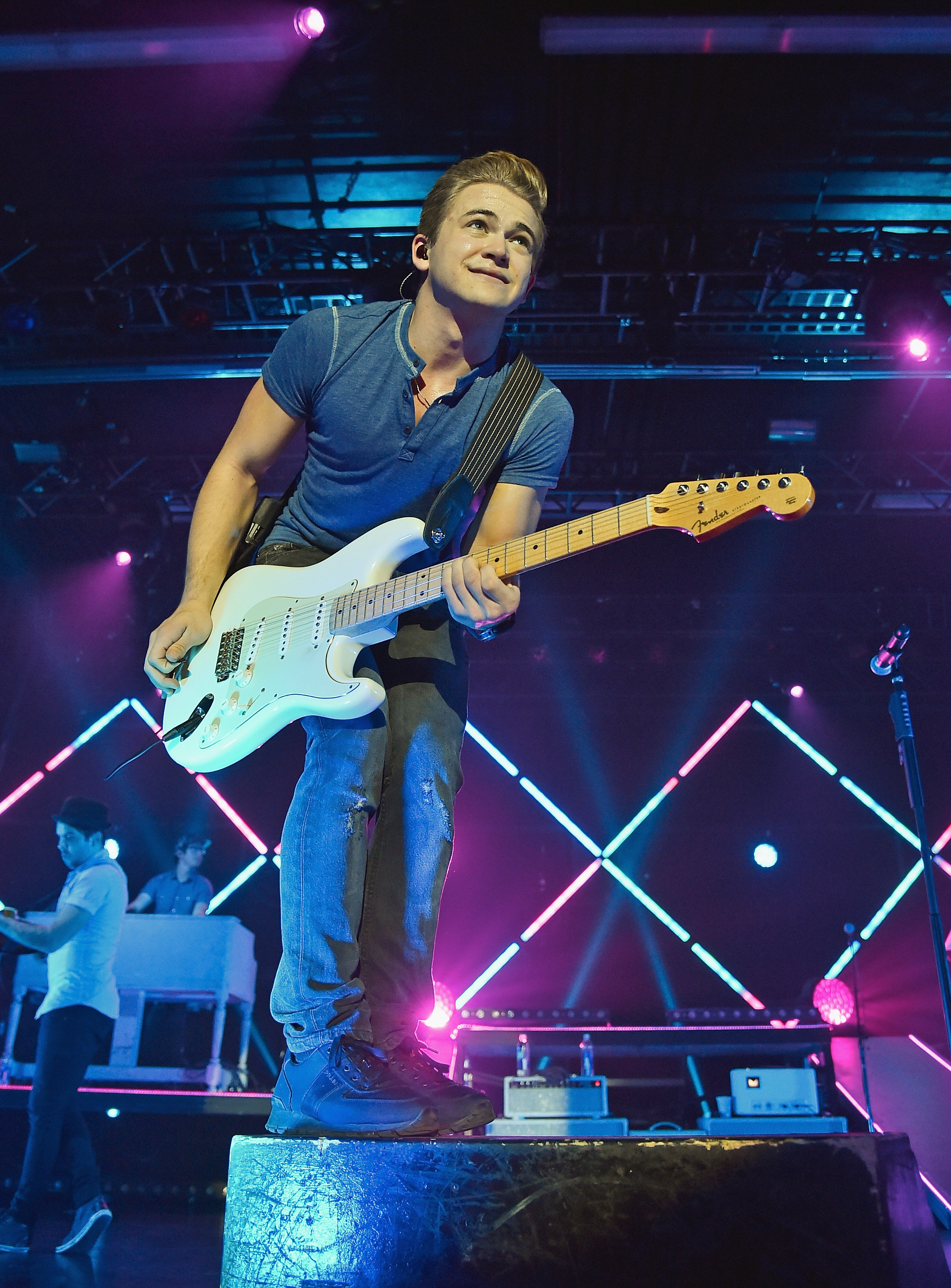 Watch Hunter Hayes Preview His Tattoo Your Name Tour Rolling Stone