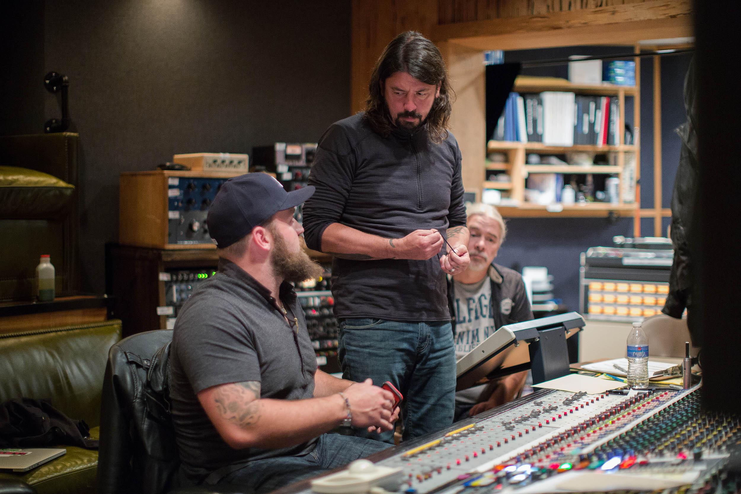 Foo Fighters in Nashville: Zac Brown Details 'Sonic Highways' Visit