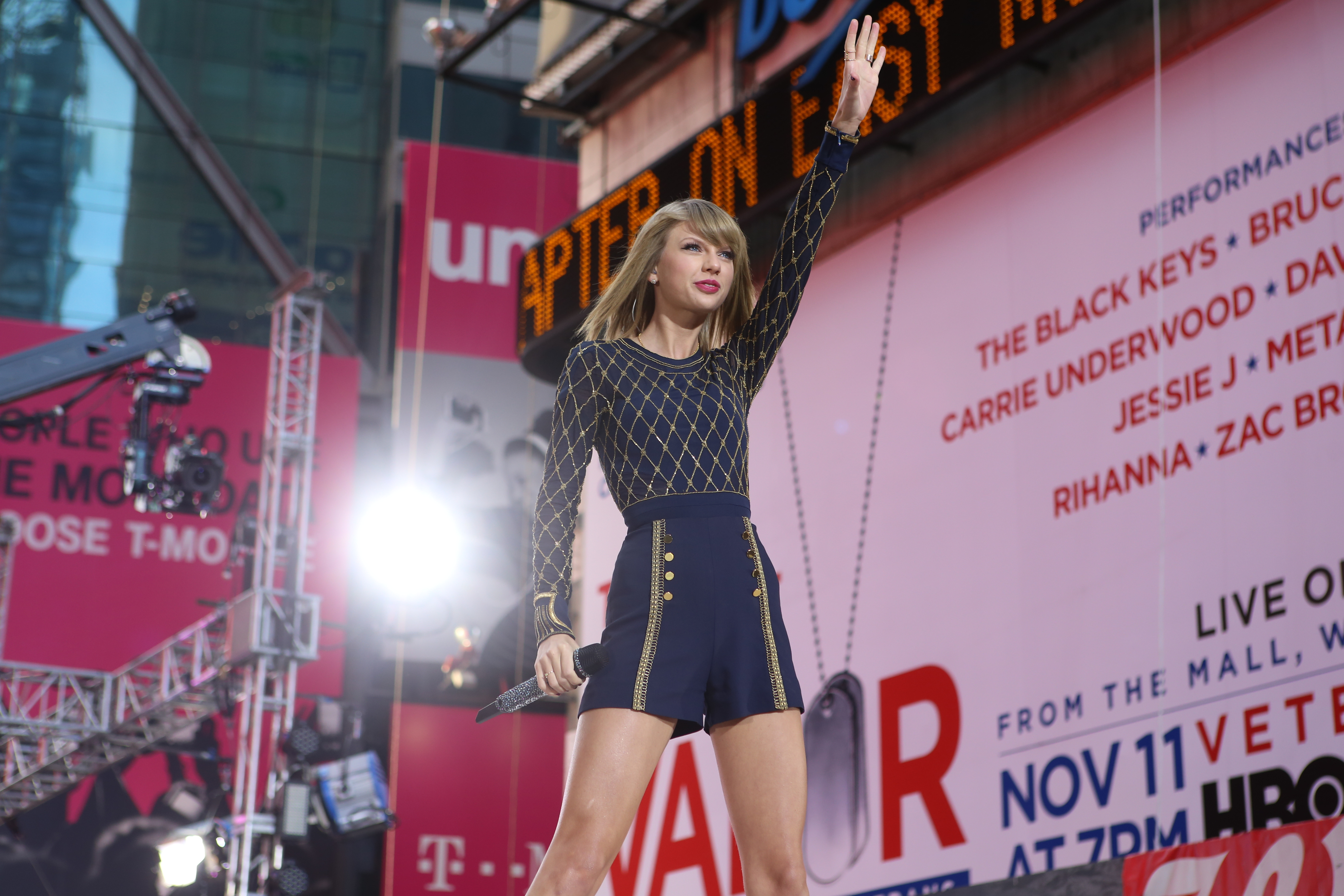 Taylor Swift Reveals Massive 1989 World Tour Rolling Stone