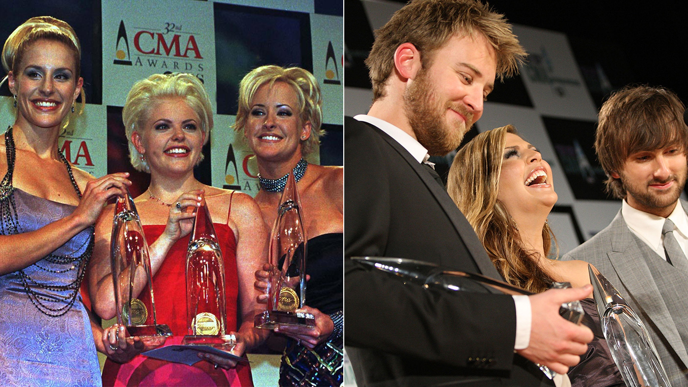 CMAs' New Artist Award: 20 Years of Career Jumpstarts and Misfires Pictures
