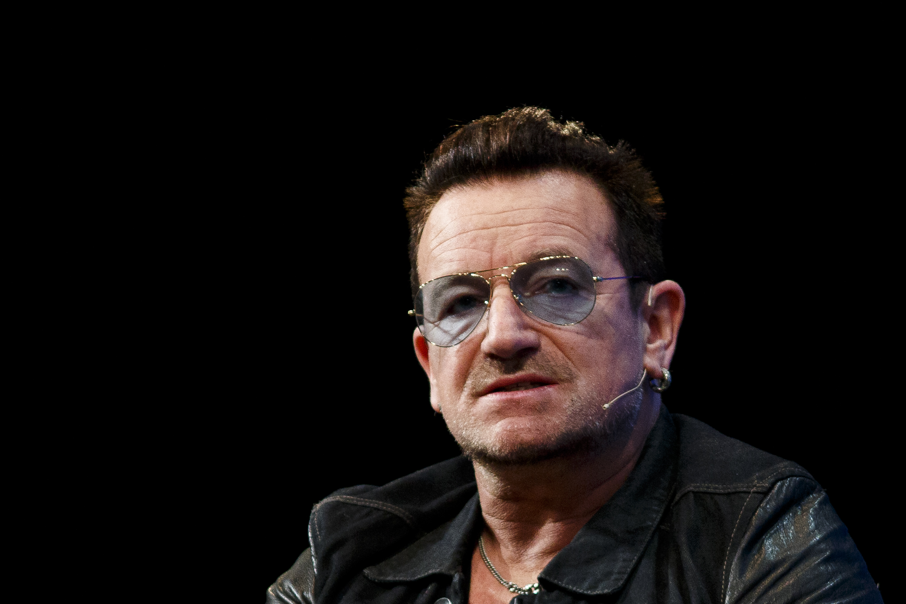 Bono Defends Spotify: 'Let's Experiment. Let's See What Works'