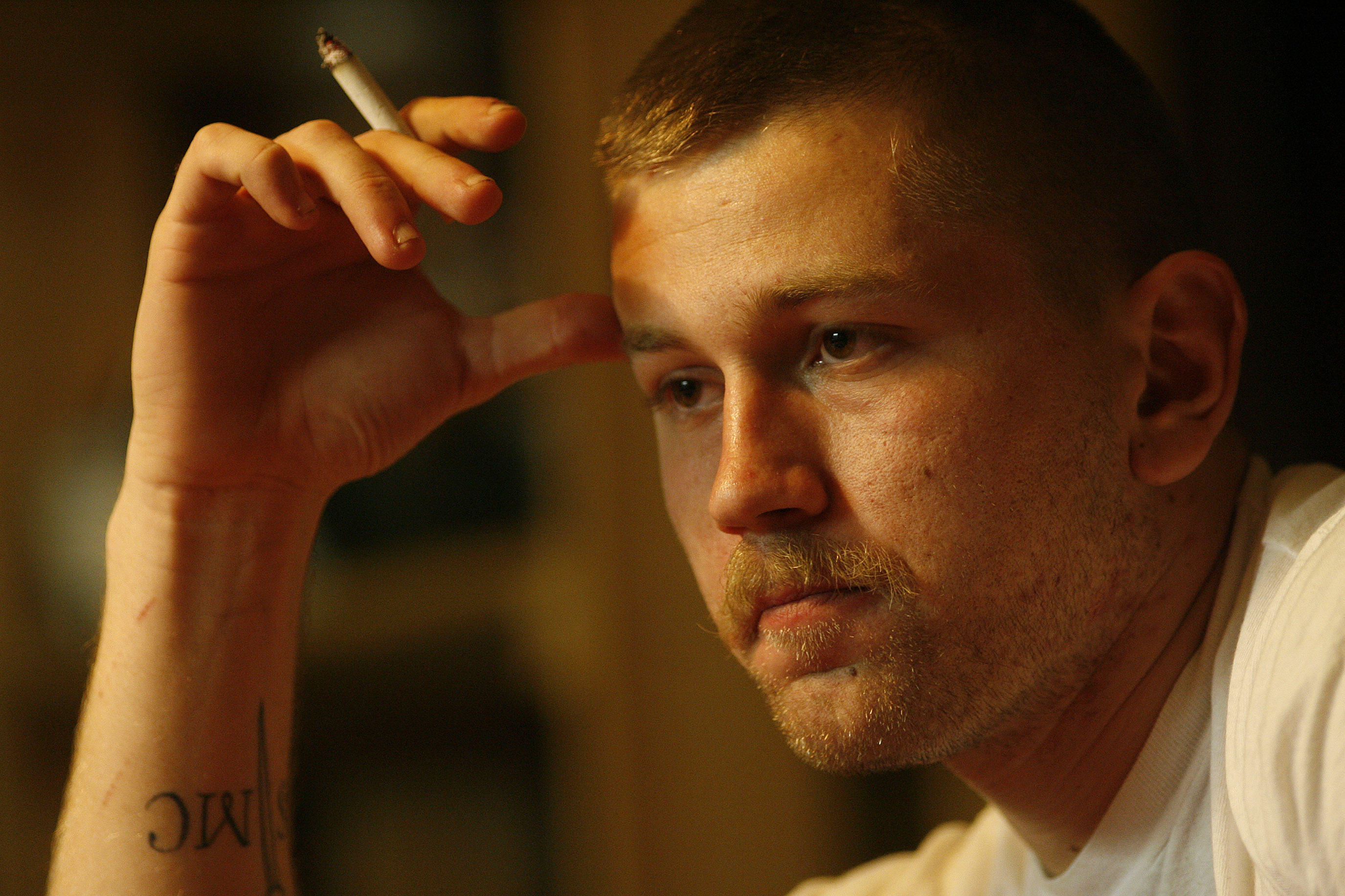 The Troubled Homecoming of the Marlboro Marine