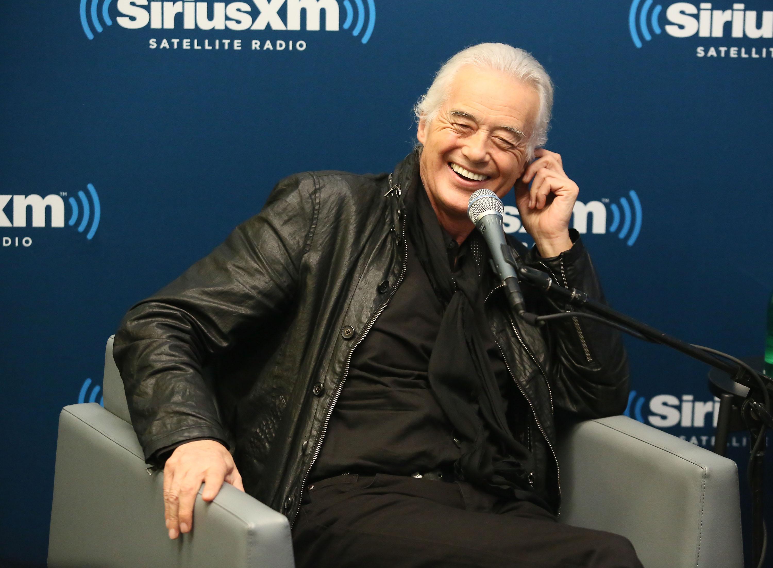 5 Things We Learned From Jimmy Page's SiriusXM Interview