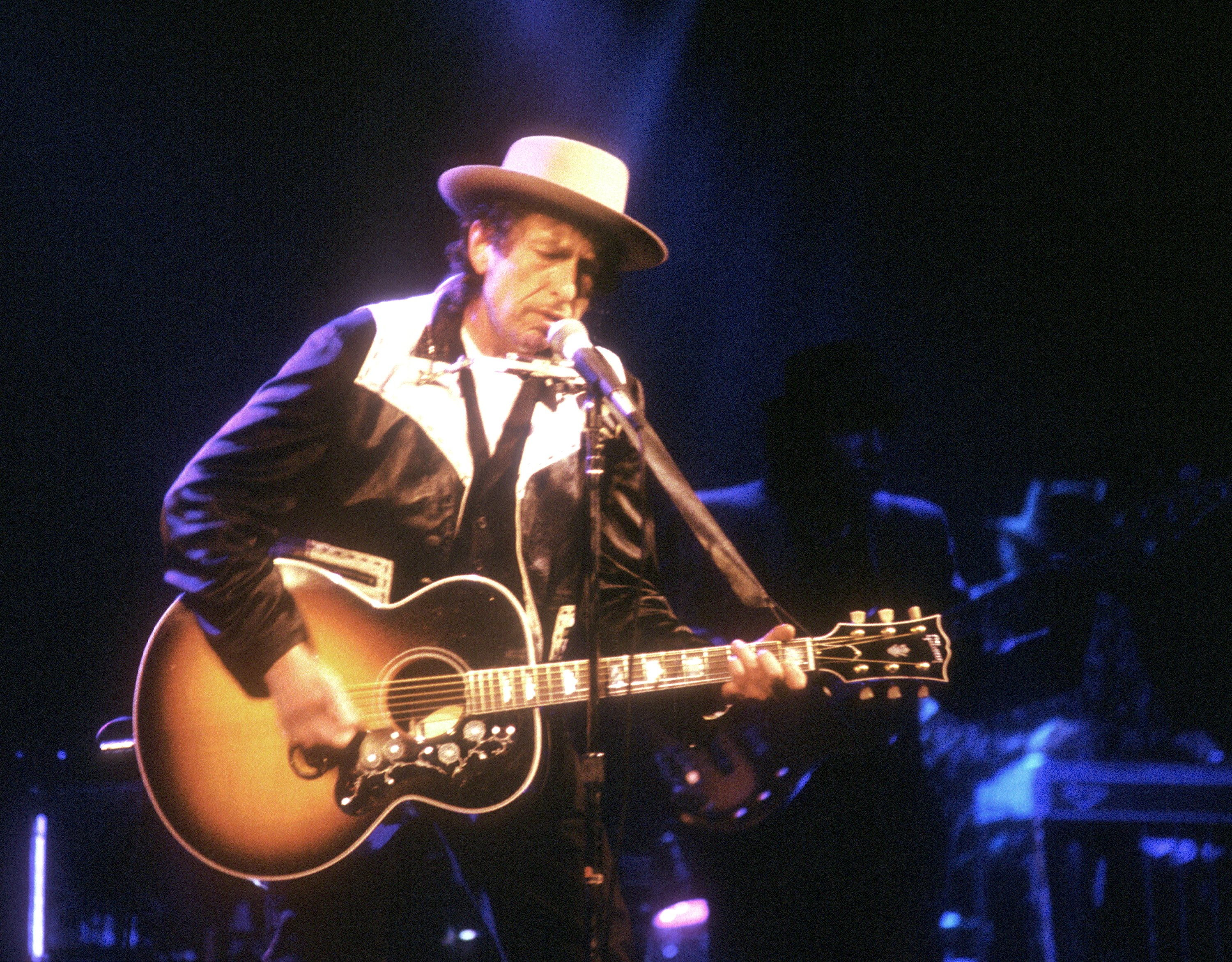 Bob Dylan's 'Slapstick' Period Revealed: 'He'd Gotten Deeply Into Jerry Lewis'